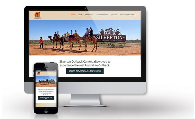 Silverton Outback Camels